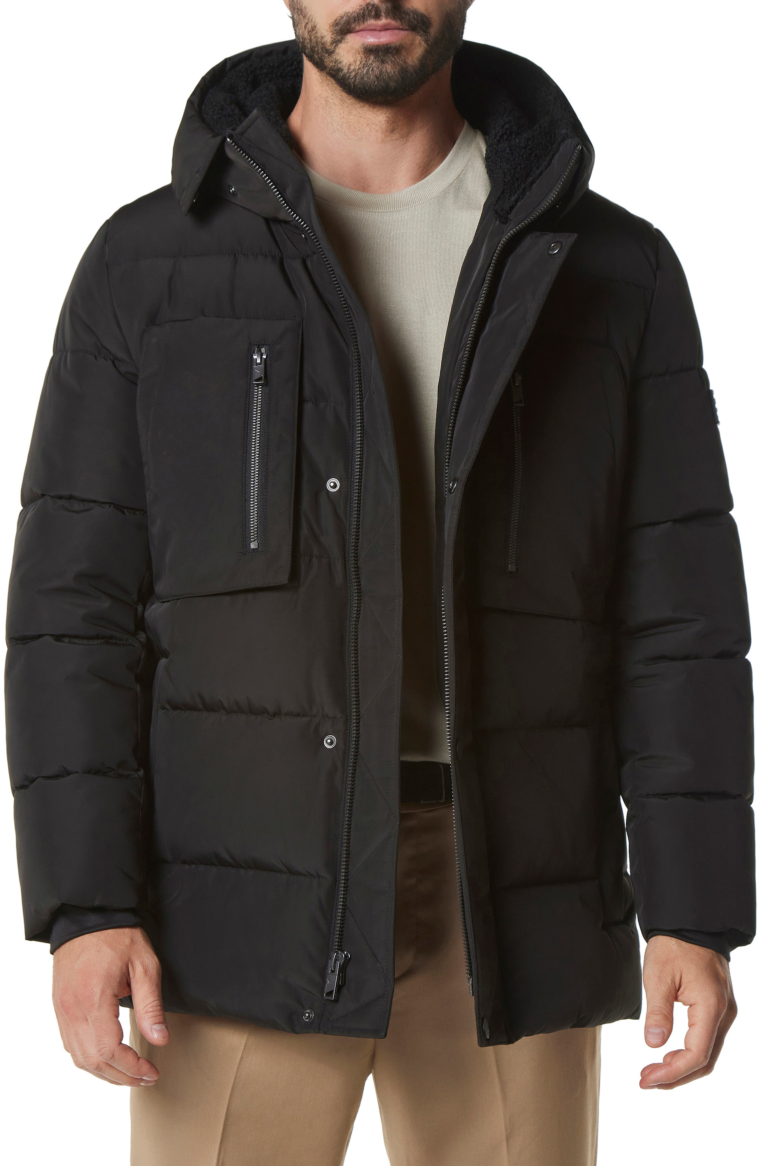 Yarmouth Water Resistant Puffer Jacket