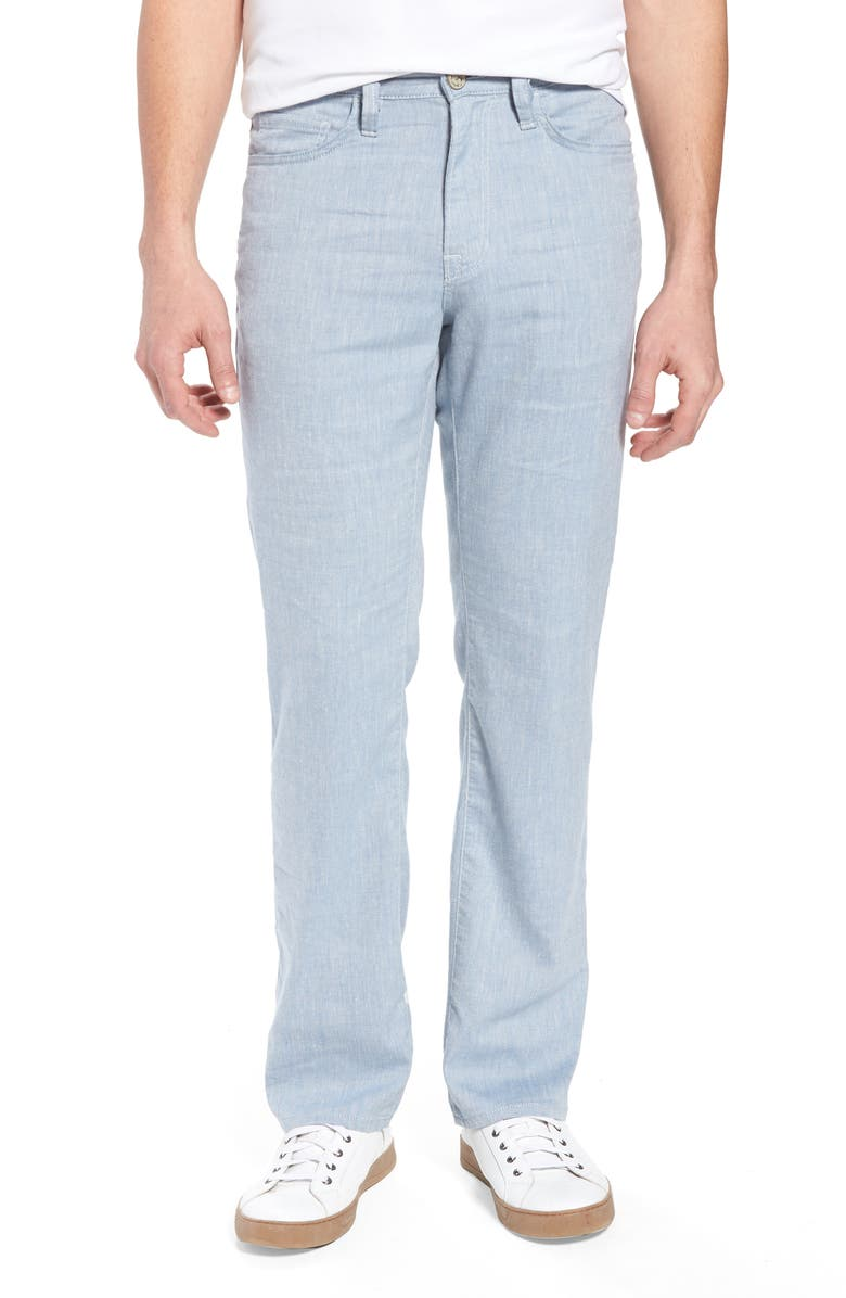 34 HERITAGE Charisma Relaxed Fit Pants, Main, color, 420
