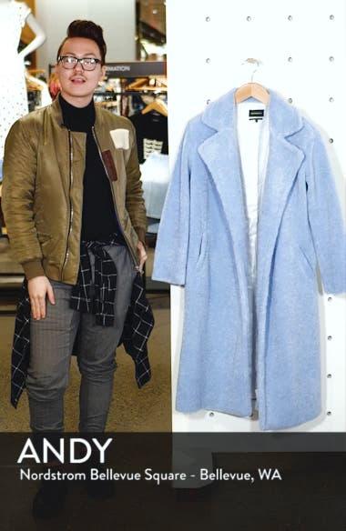 Teddy Faux Fur Coat, sales video thumbnail