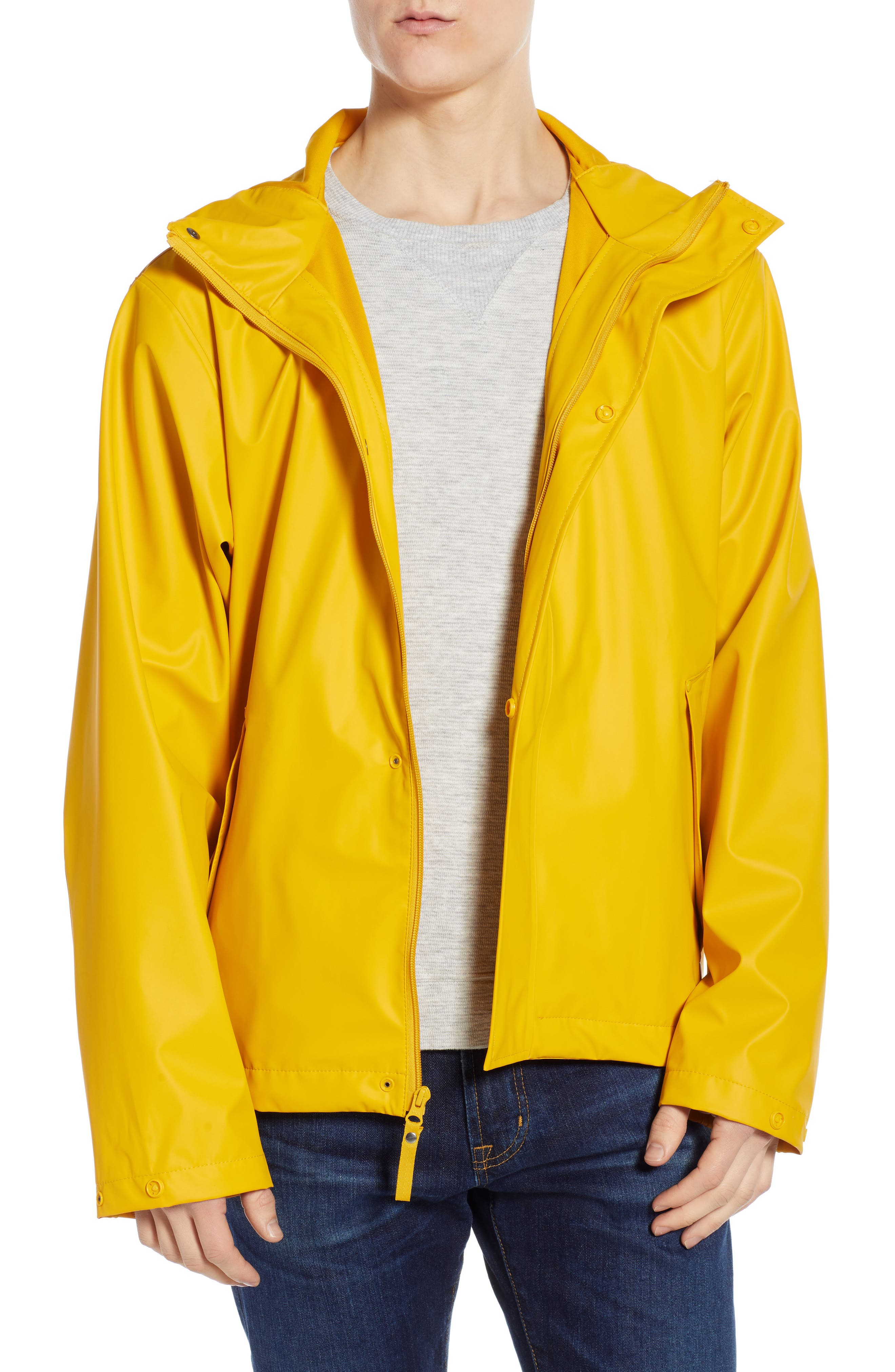 Moss Waterproof Raincoat