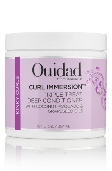 OUIDAD | Curl Immersion Triple Treat Deep Conditioner
