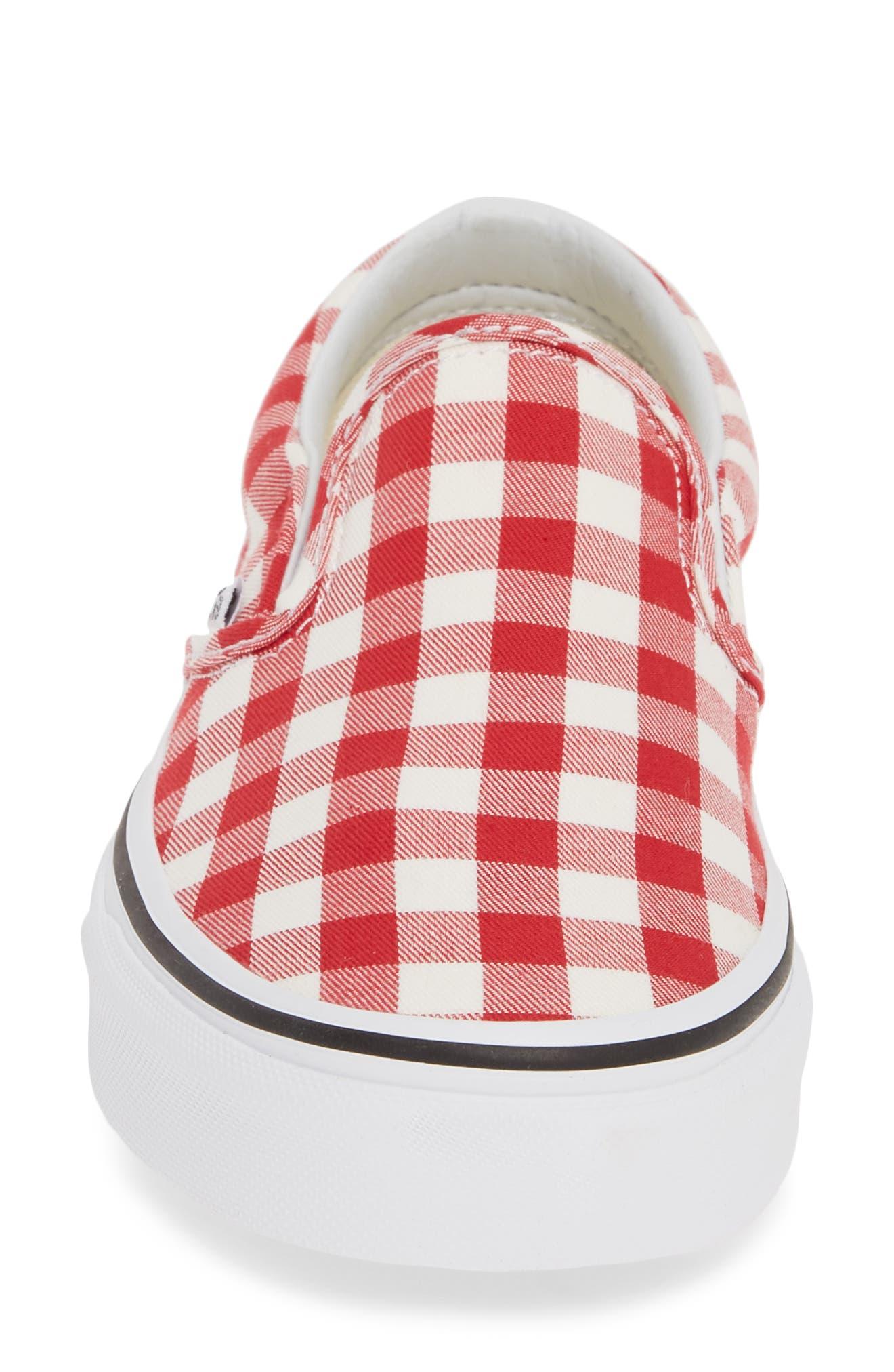 ,                             Classic Slip-On Sneaker,                             Alternate thumbnail 476, color,                             611
