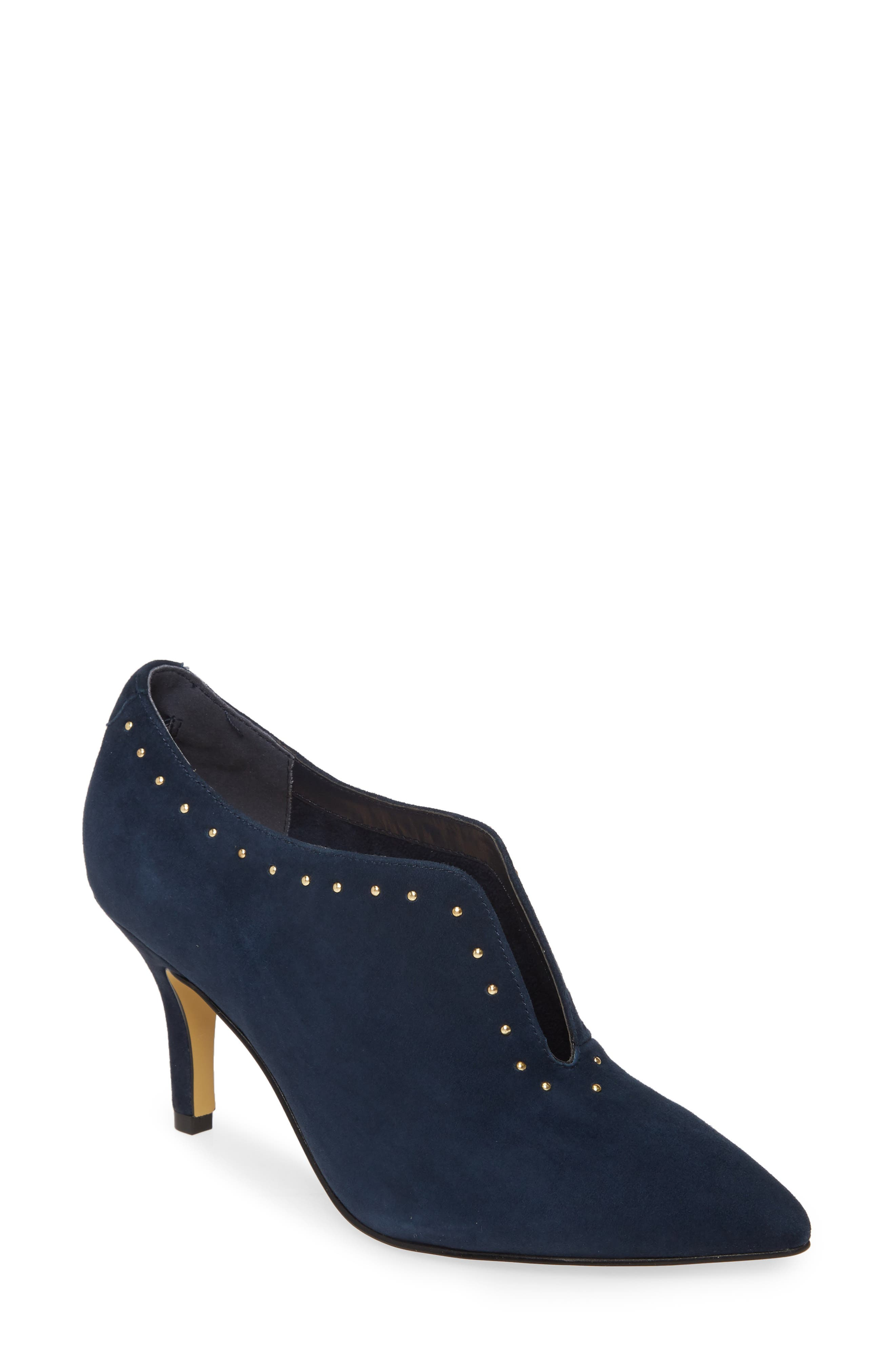 Bella Vita Dara Ankle Boot WW - Blue