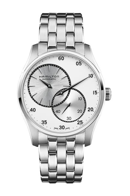 Image of Hamilton Men's Jazzmaster Bracelet Watch, 42mm