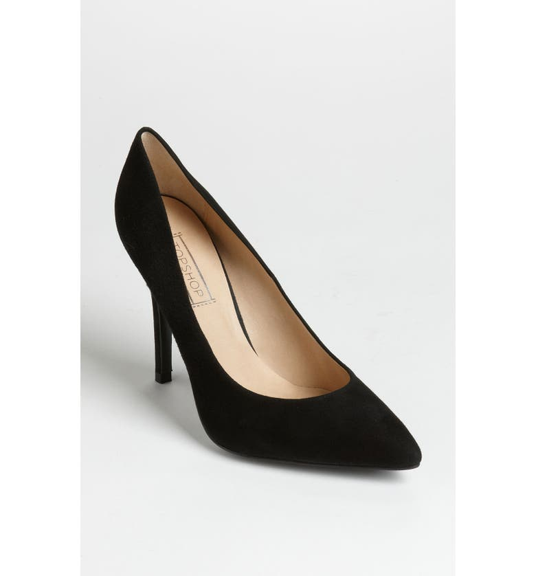 TOPSHOP 'Gwenda' Pump, Main, color, 001