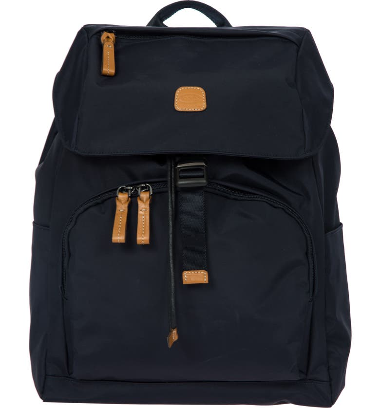 BRIC'S X-Bag Travel Excursion Backpack, Main, color, NAVY