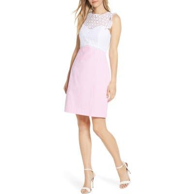 Lilly Pulitzer Maya Sheath Dress, Pink