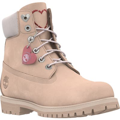Timberland Love Collection 6-Inch Waterproof Insulated Boot, Pink