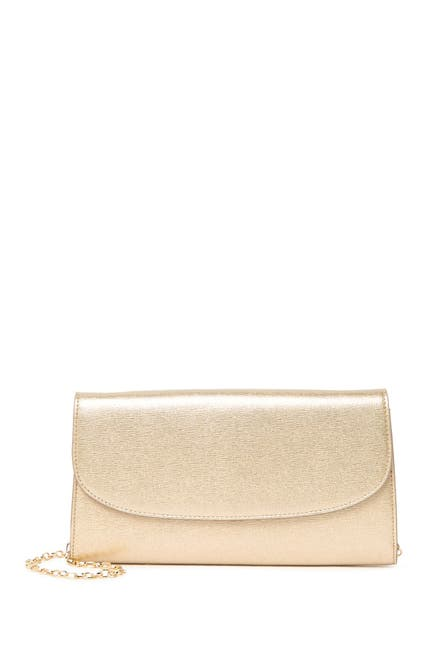 Image of Nordstrom Leather Clutch