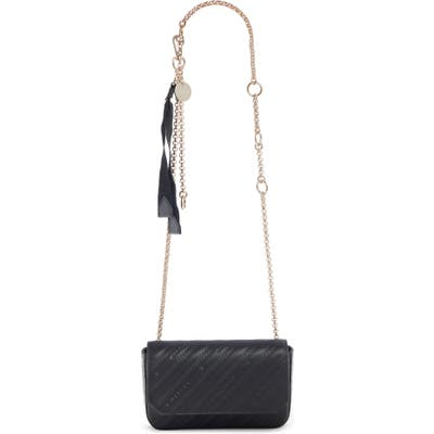 Givenchy Bond Leather Belt Bag - Black
