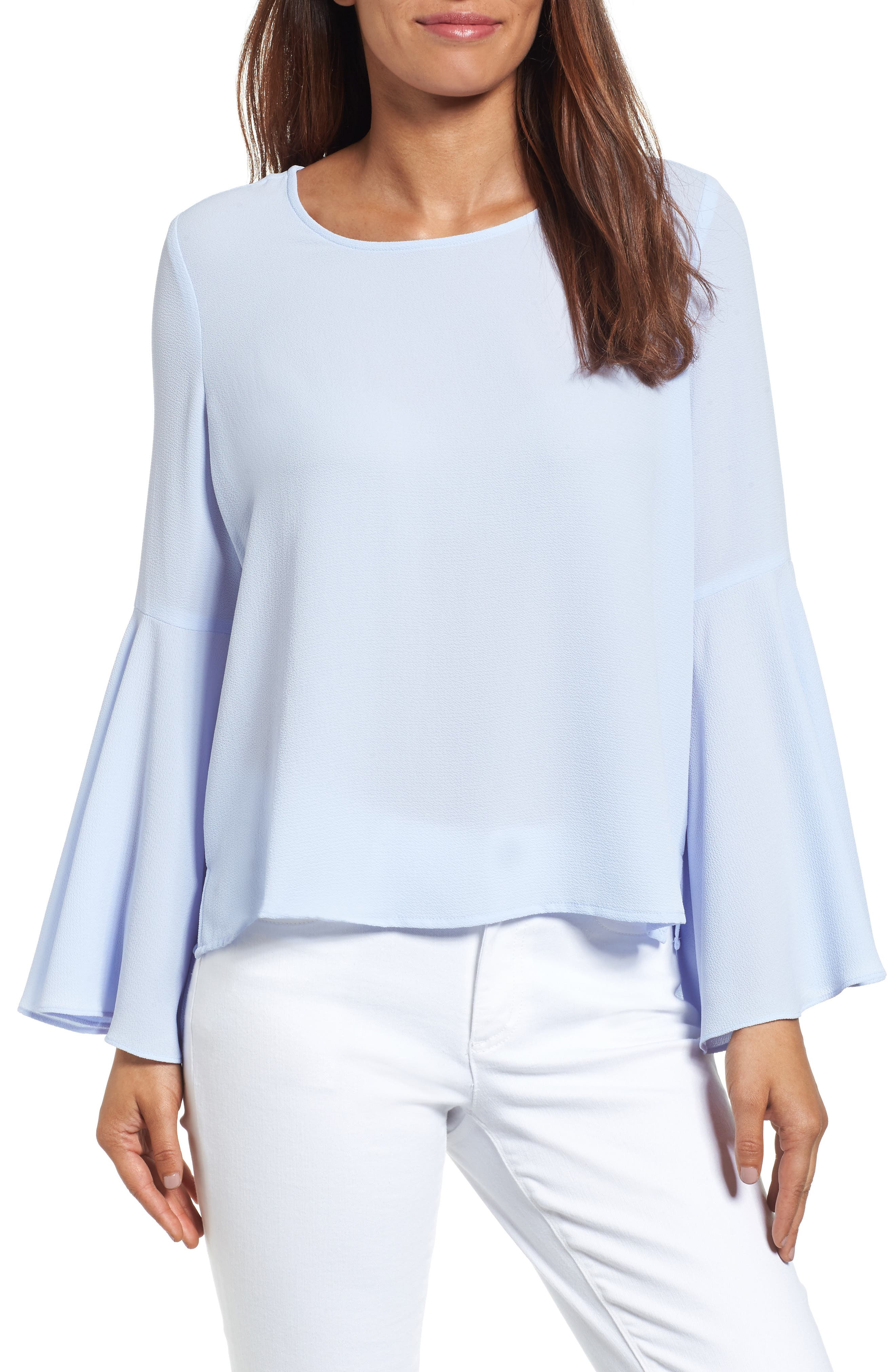 ,                             Bell Sleeve Blouse,                             Main thumbnail 18, color,                             414