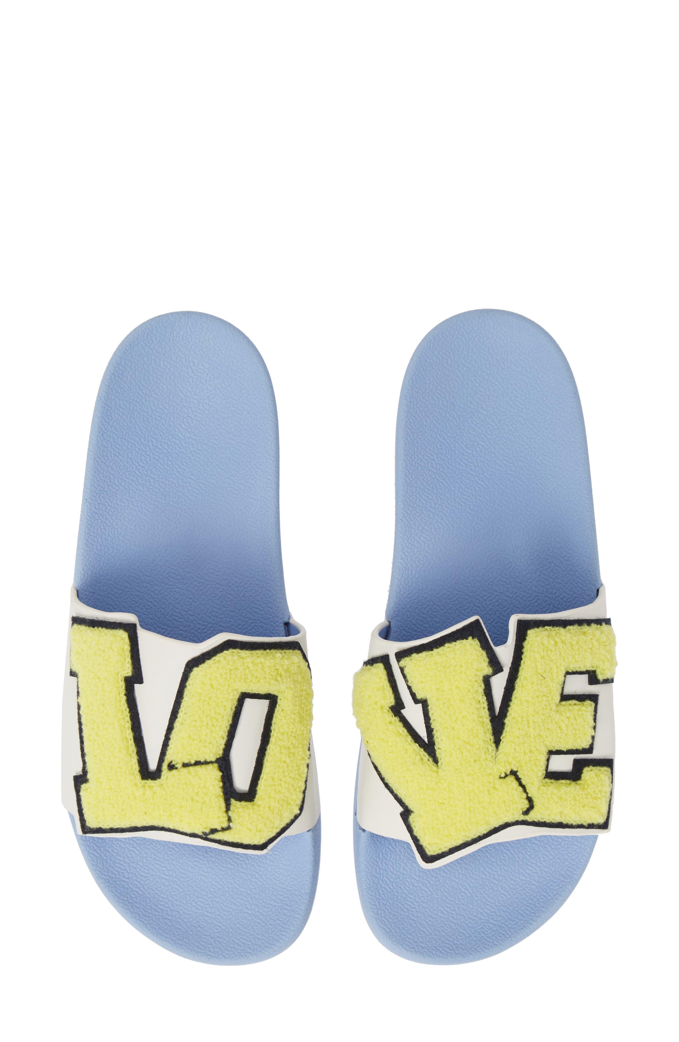 ,                             Love Slide Sandal,                             Main thumbnail 7, color,                             701