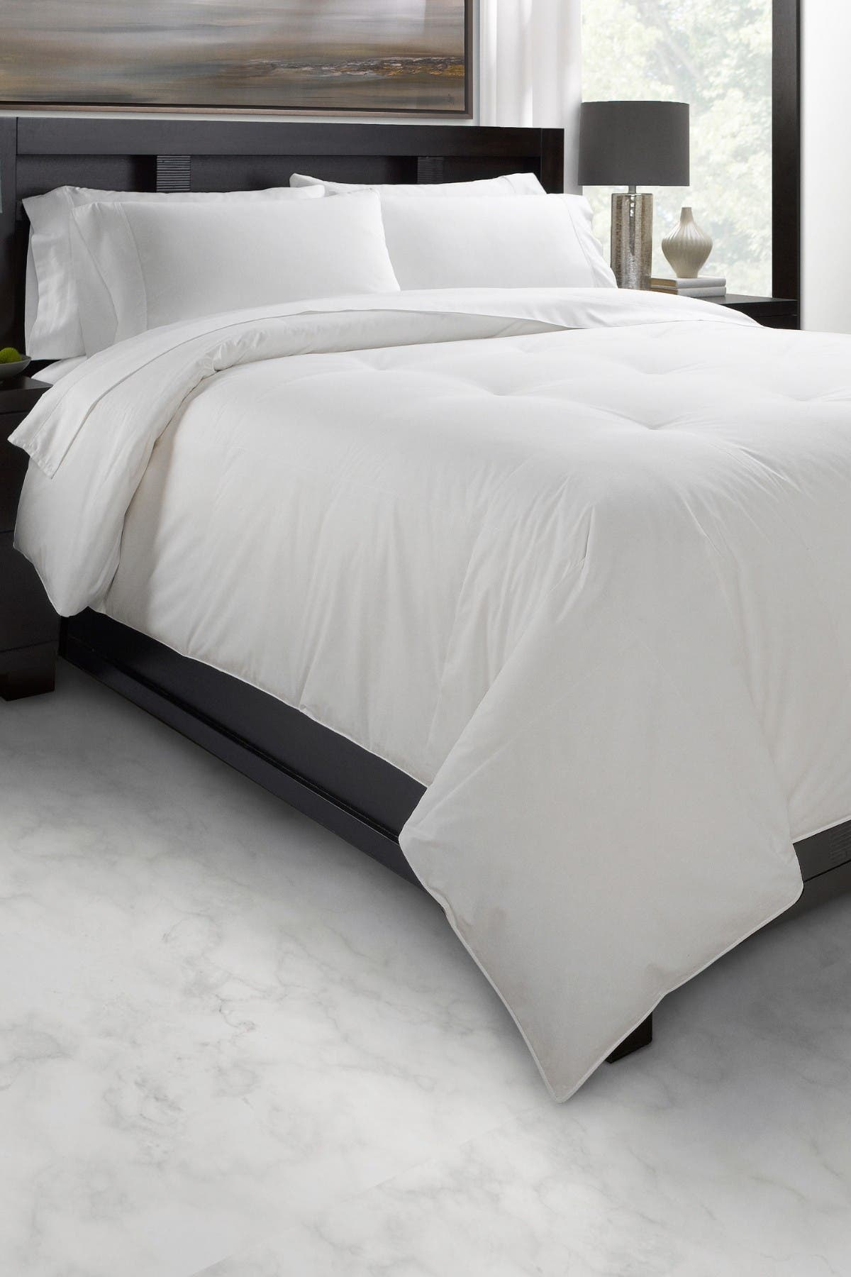 Down Supply Lightweight 233 Thread Count Down Comforter White Nordstrom Rack