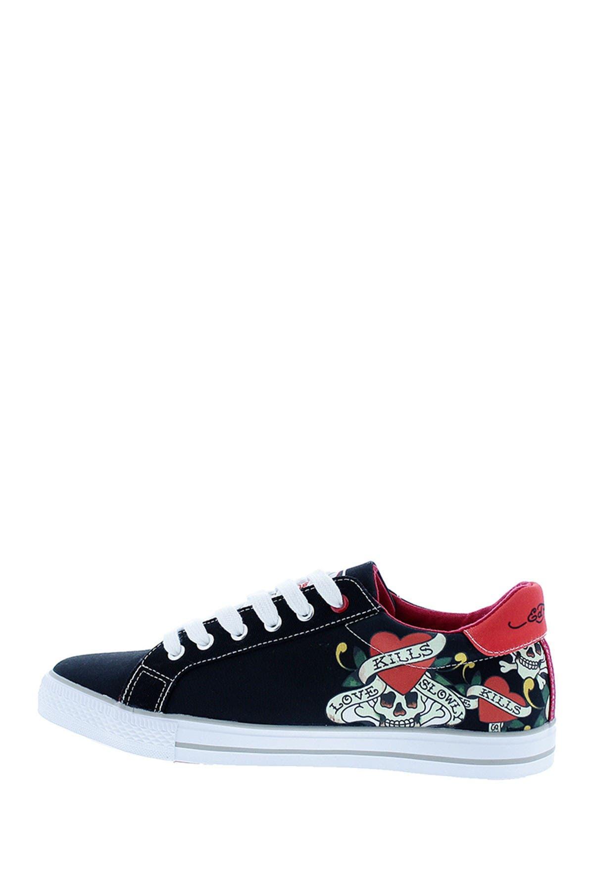Image of Ed Hardy Thread Sneaker