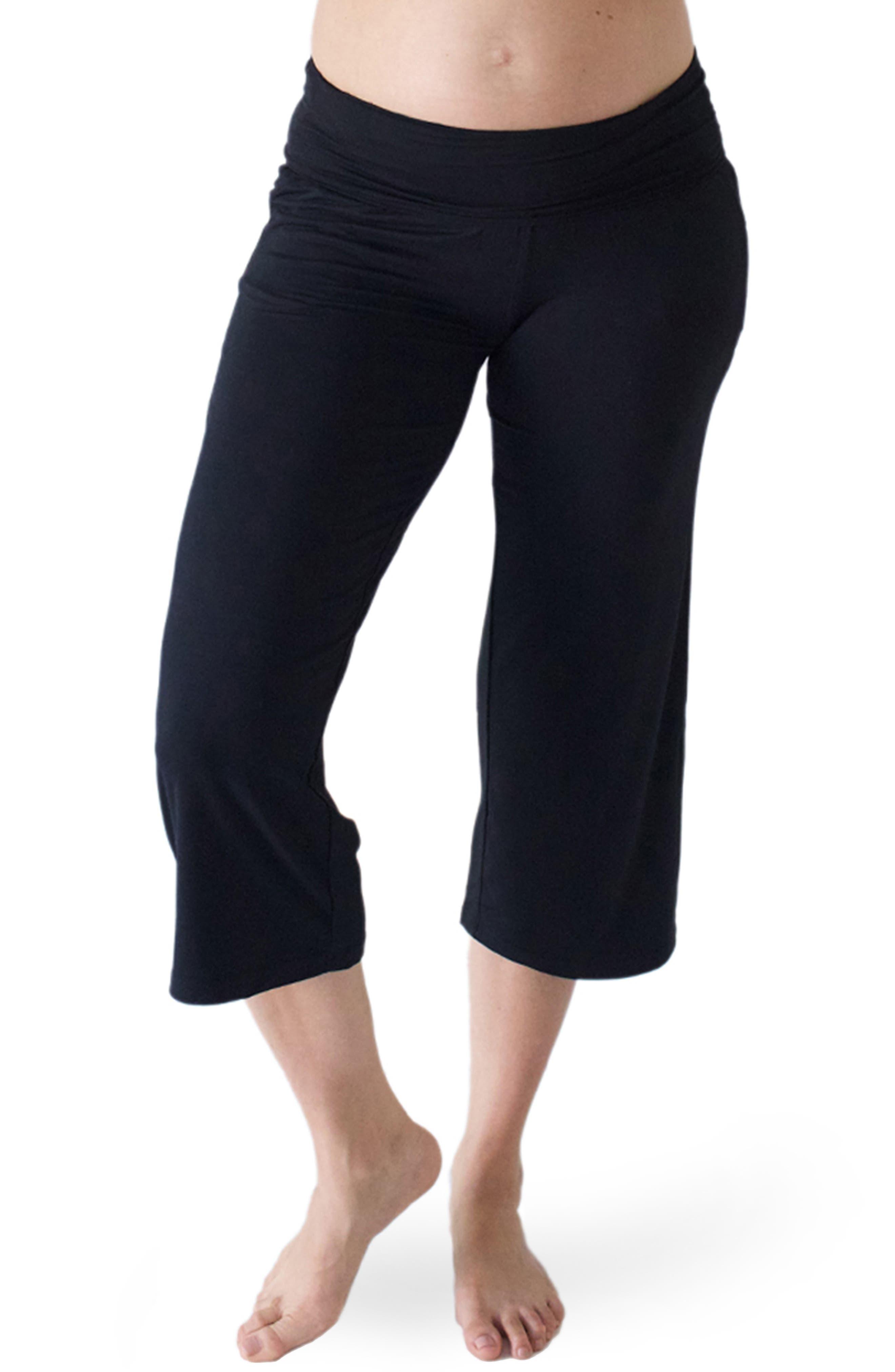 Capri Maternity/postpartum Pants