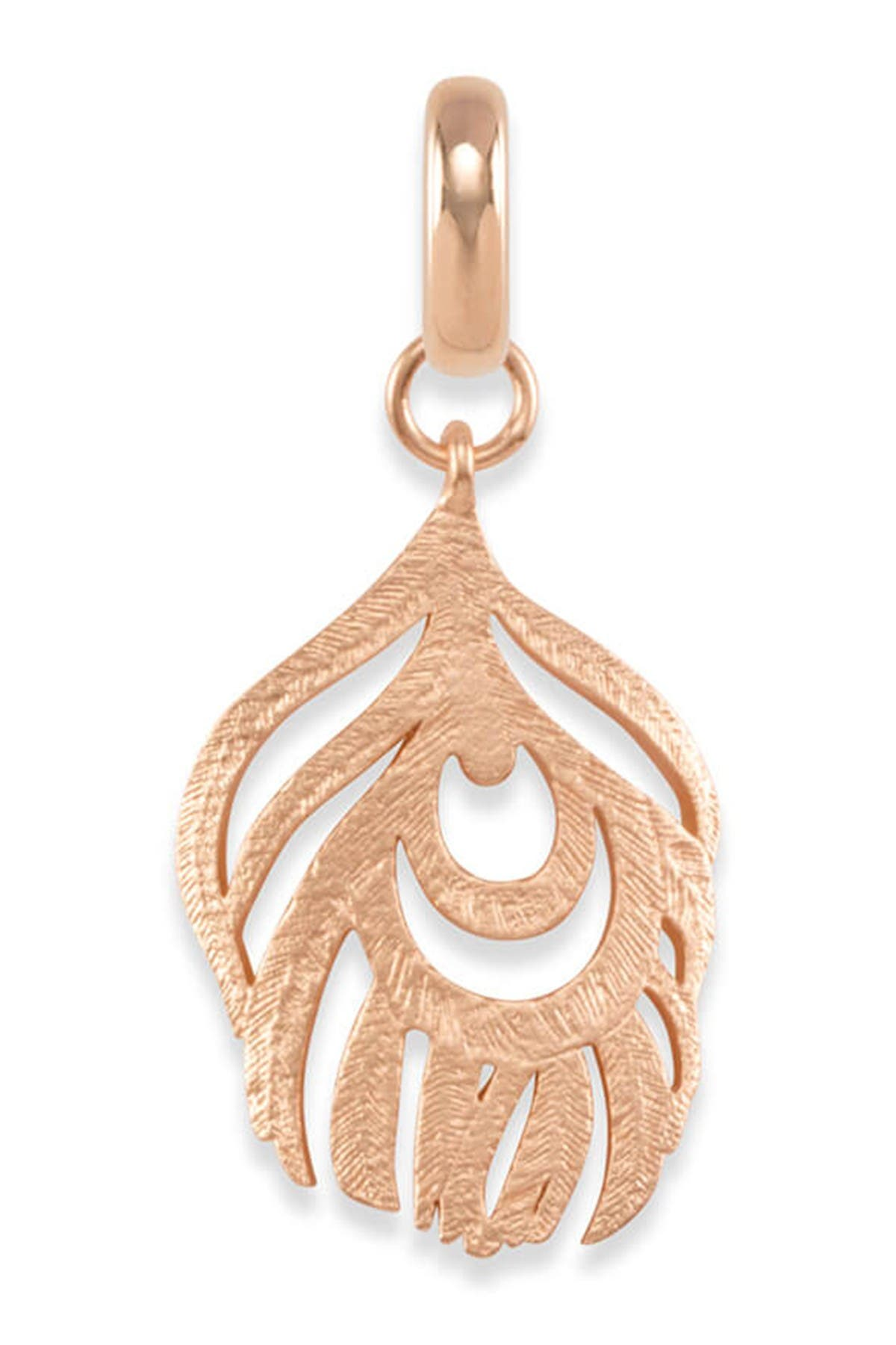 Image of Kendra Scott Feather Charm Necklace