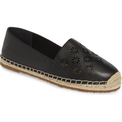 Kate Spade New York Garcia Espadrille Flat- Black