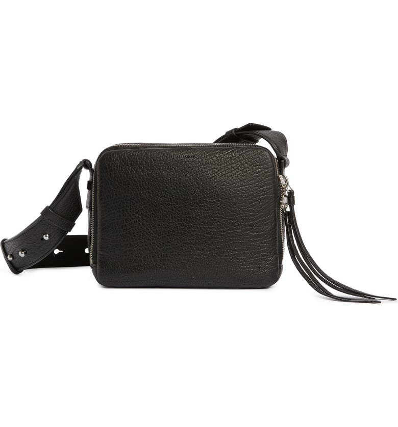 bb2cea9e2 ALLSAINTS Vincent Leather Crossbody Bag | Nordstrom