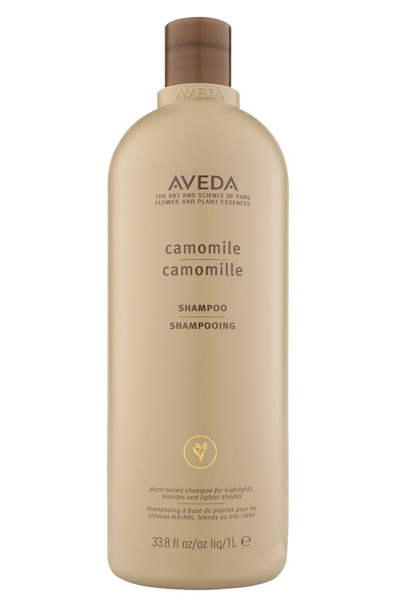 AVEDA Camomile Shampoo, Main, color, NO COLOR
