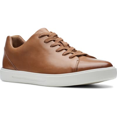 Clarks Un Costa Lace Up Sneaker W - Brown