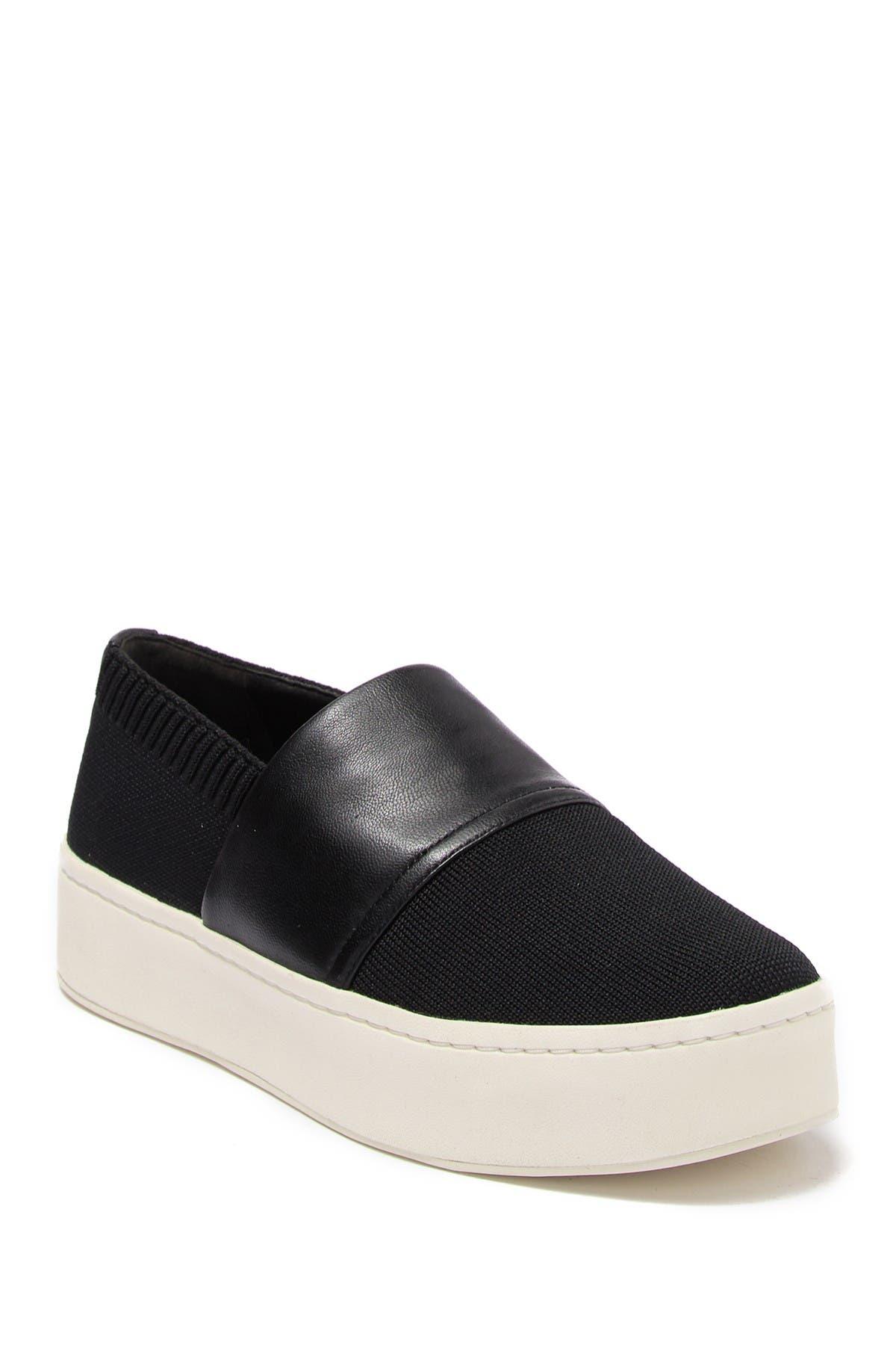 Ward Knit Slip-On Platform Sneaker