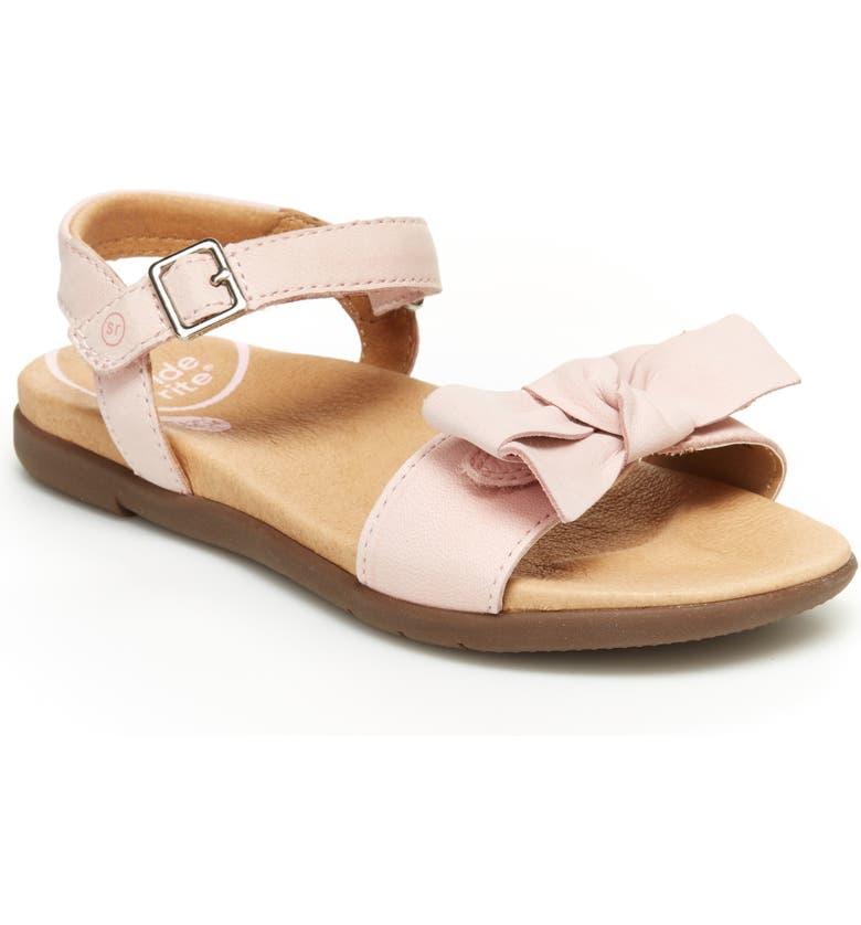 STRIDE RITE SRtech<sup>™</sup> Savannah Sandal, Main, color, PINK