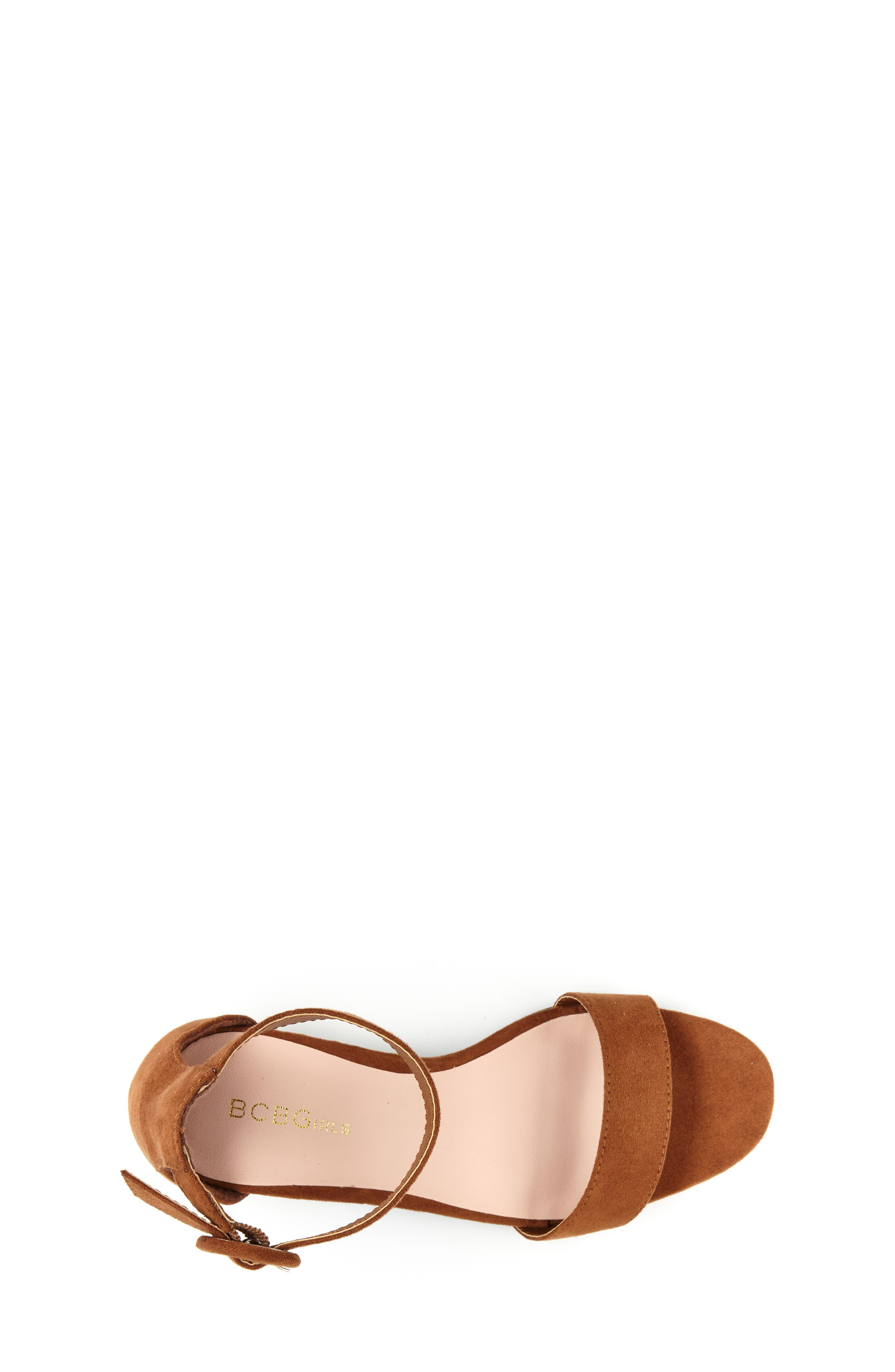 ,                             Hunter Sandal,                             Alternate thumbnail 4, color,                             TAN