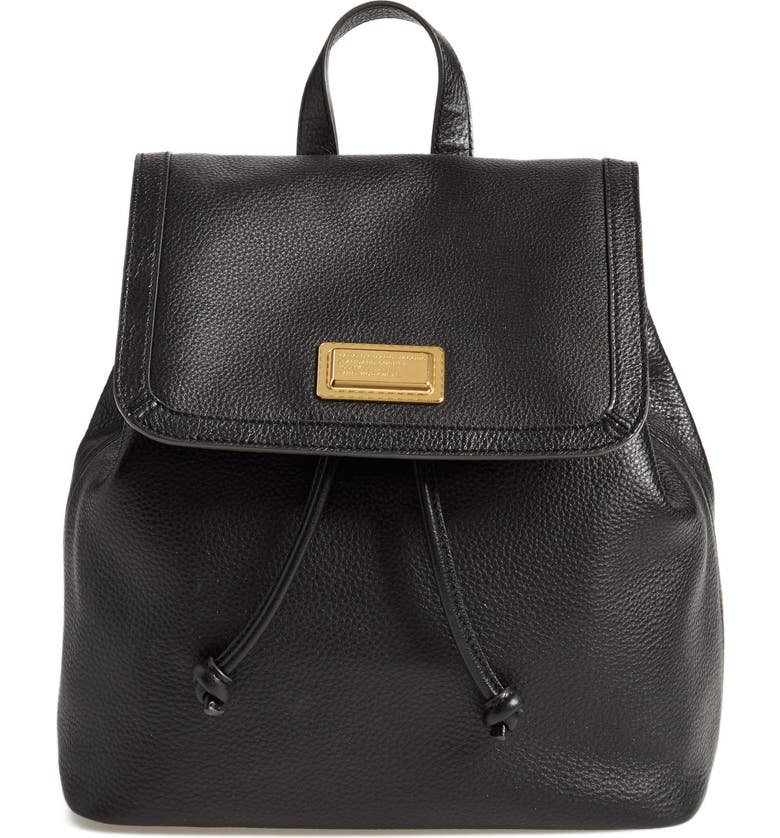 original choose newest so cheap MARC BY MARC JACOBS 'Take Your Marc' Leather Backpack