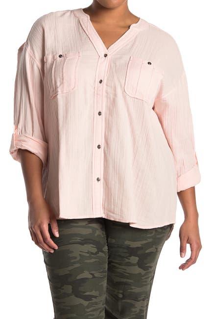 Image of JAG Jeans Rosa Patch Pocket Shirt