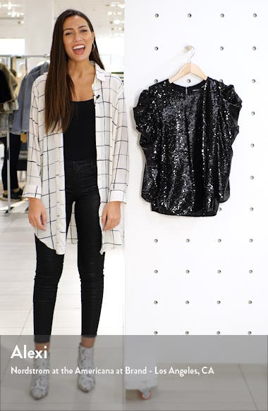 Sequin Night Out Top, sales video thumbnail