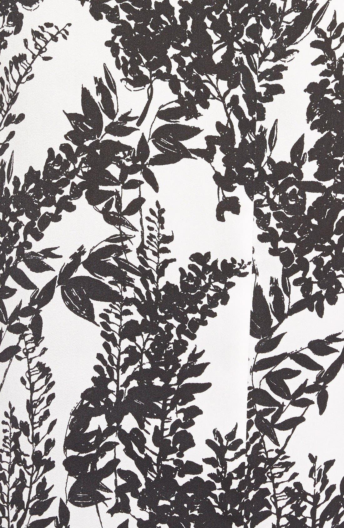 ,                             Print Sleeveless Cowl Neck Top,                             Alternate thumbnail 9, color,                             900