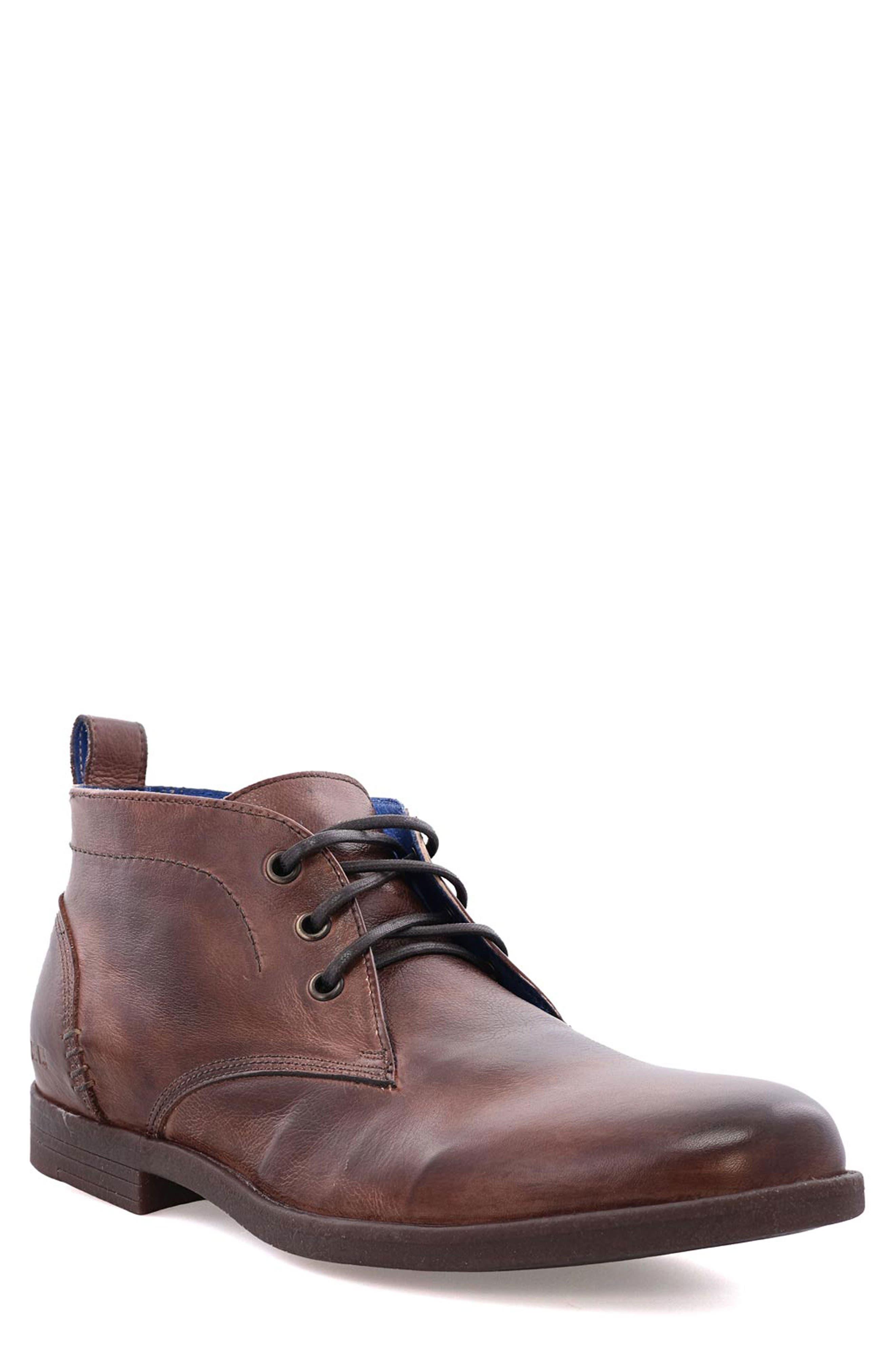 Illiad Plain Toe Boot