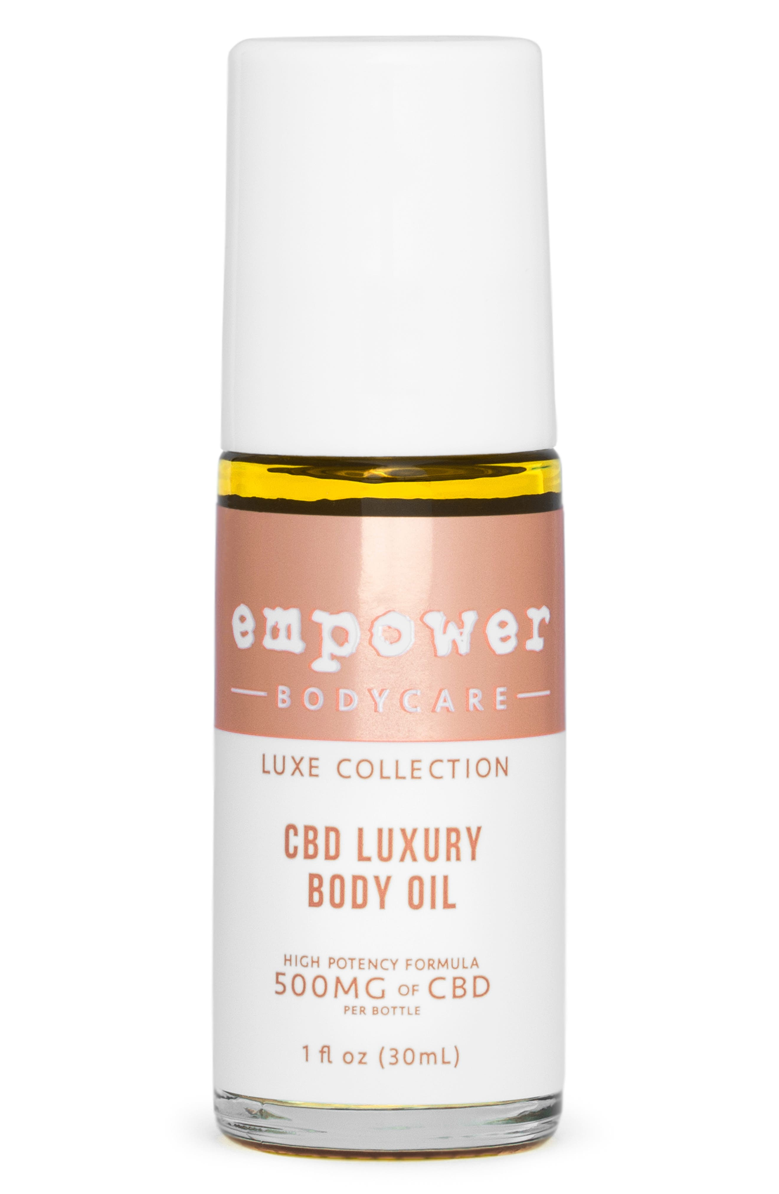 CBD Luxury Body Oil in No Color at Nordstrom