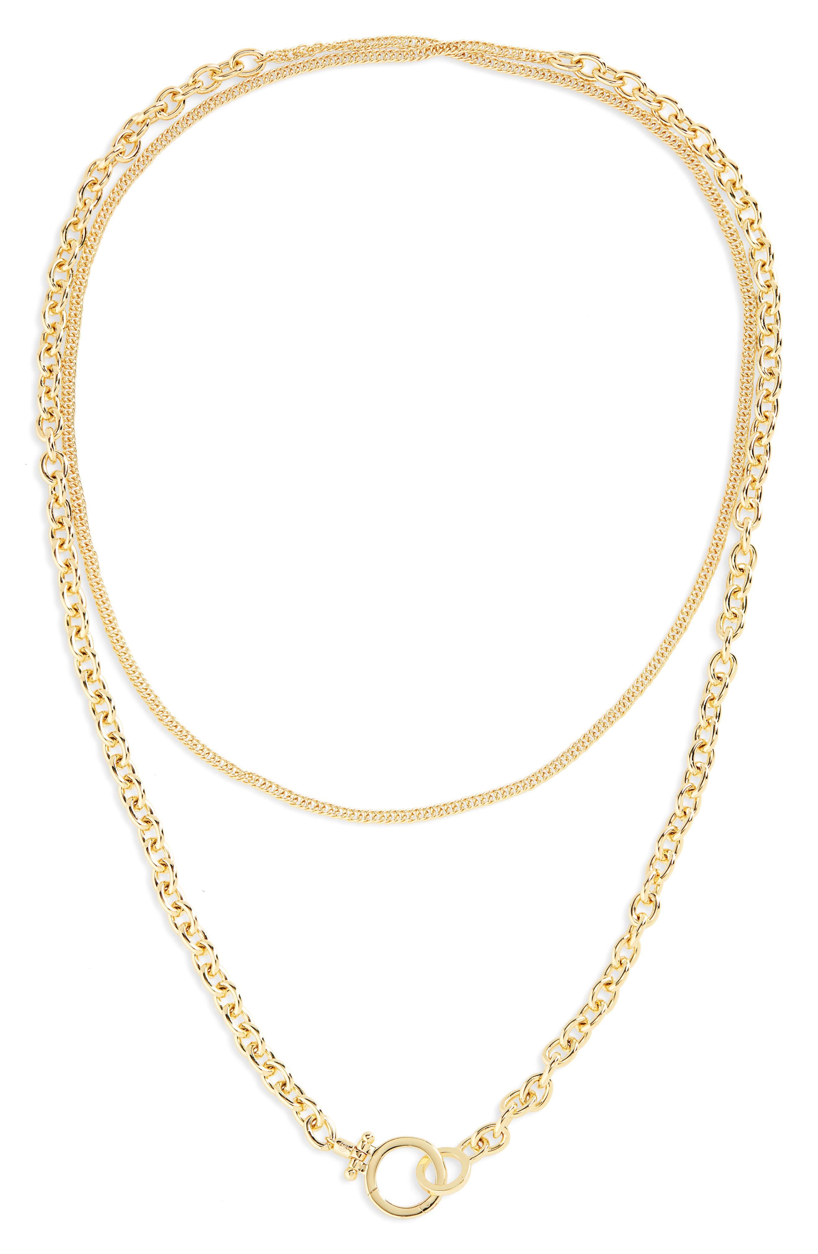 Wilder Wrap Necklace