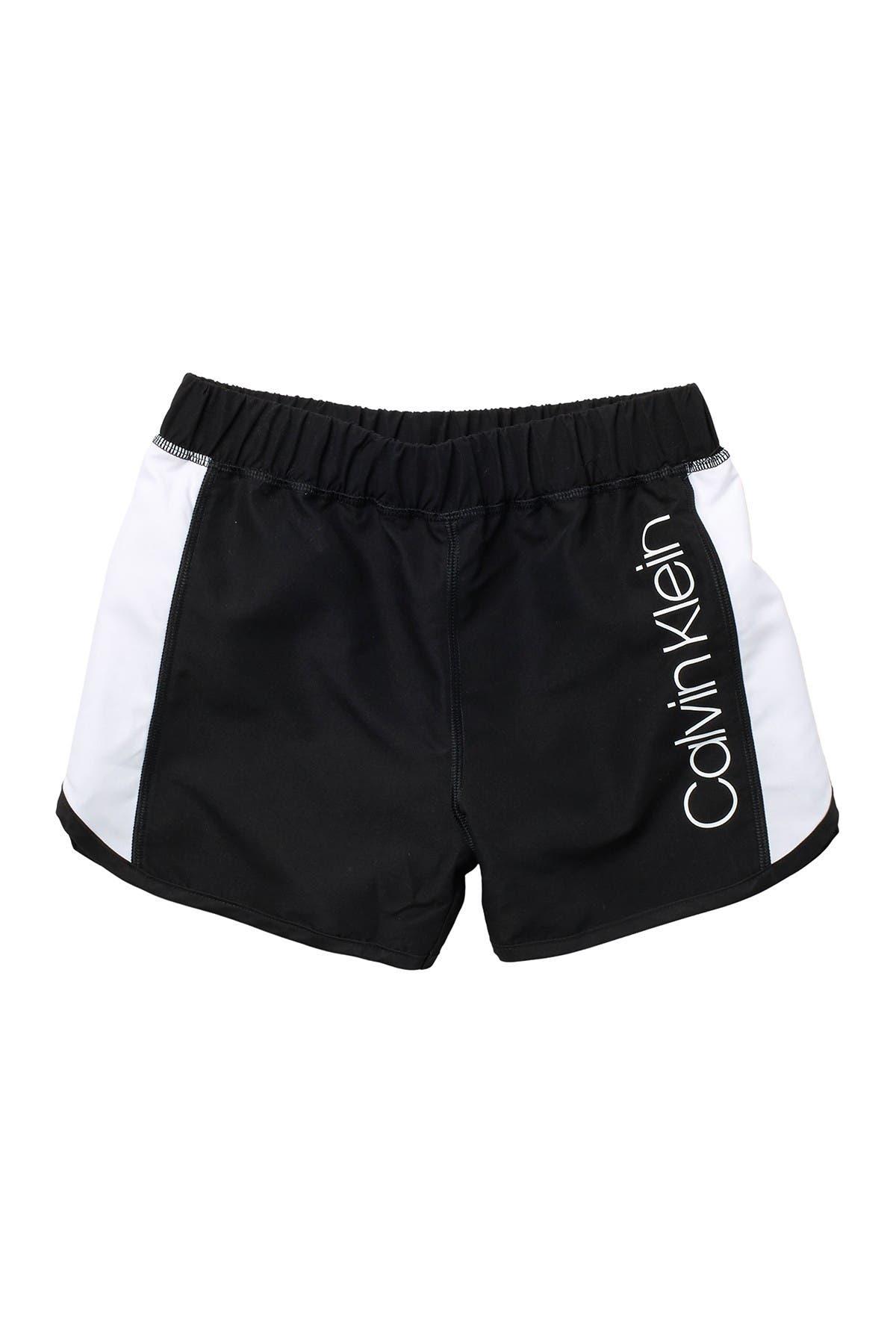 Calvin Klein Colorblock Tulip Shorts