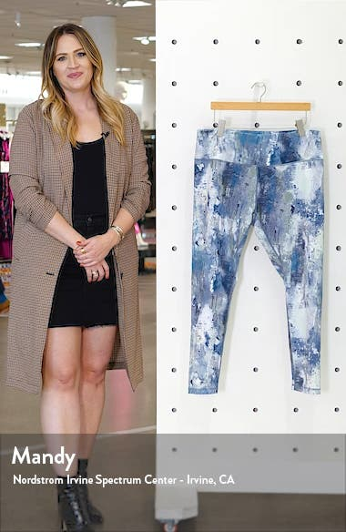 Live In High Waist Ankle Leggings, sales video thumbnail