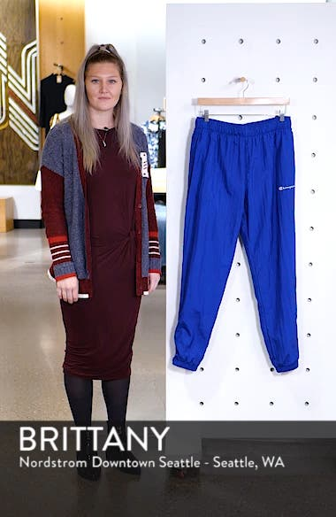 Nylon Warm-Up Pants, sales video thumbnail