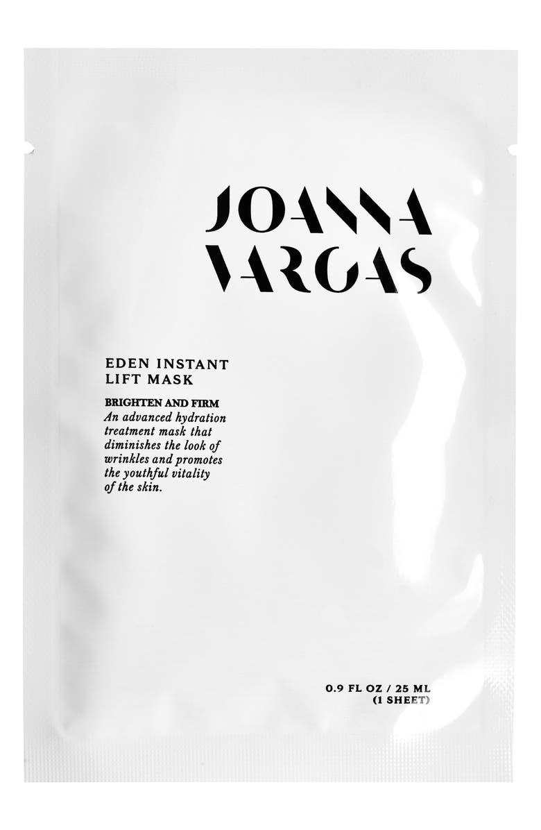 JOANNA VARGAS Eden Instant Lift Mask, Main, color, NO COLOR