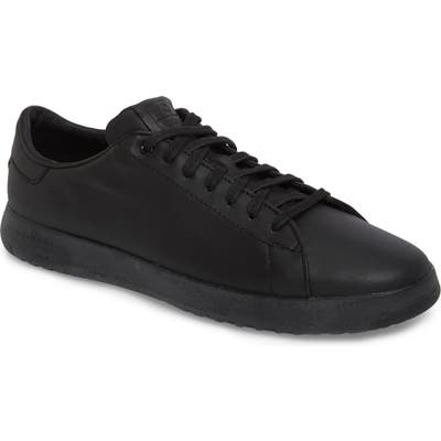 Cole Haan Grandpro Low Top Sneaker, Black