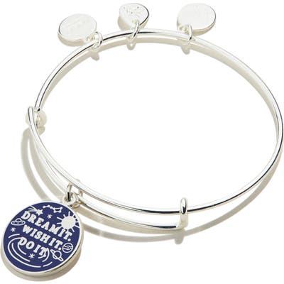 Alex And Ani Charity By Design Dream It Wish It Do It Adjustable Wire Bangle