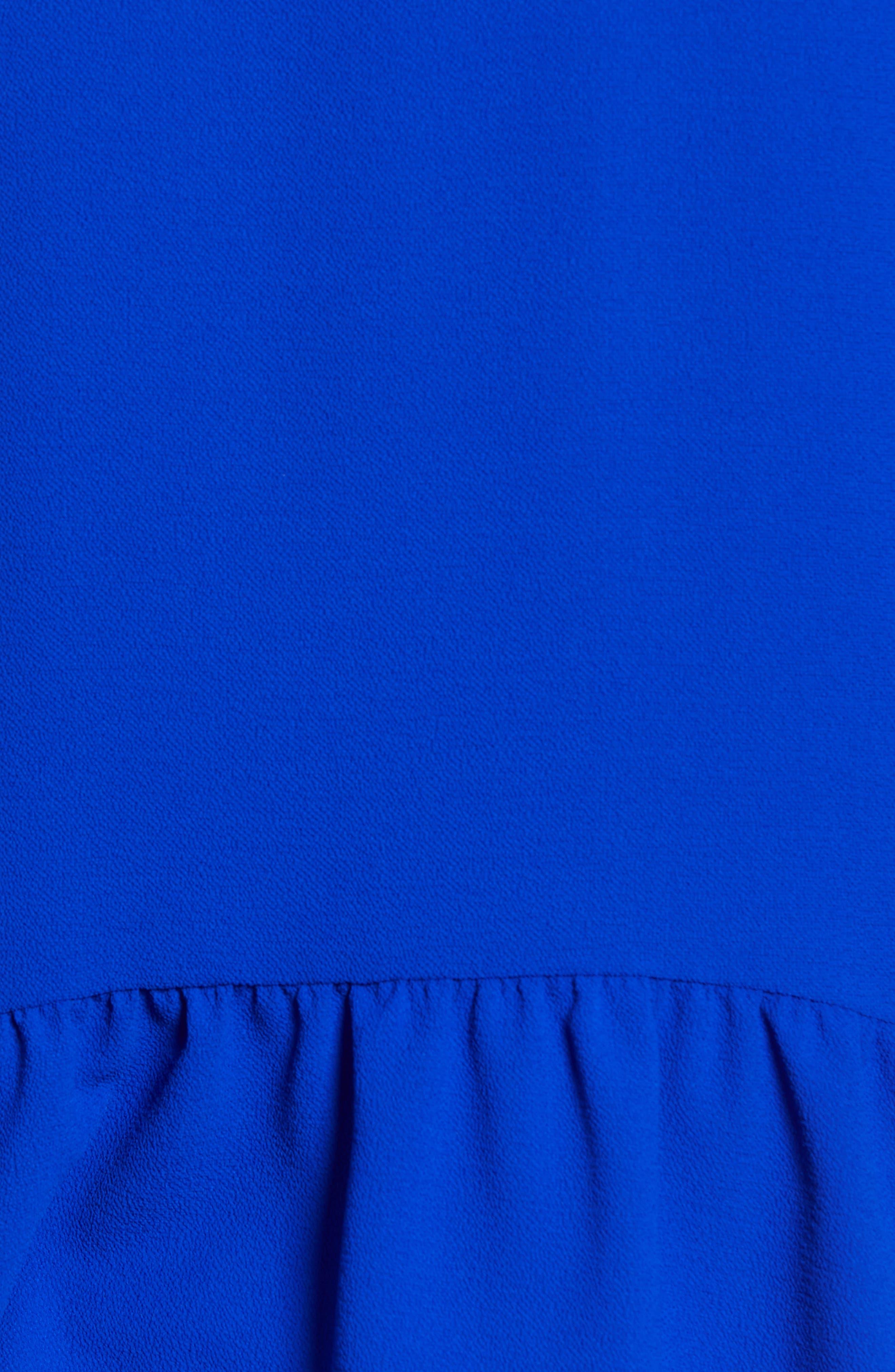 ,                             Ruffled Handkerchief Hem Top,                             Alternate thumbnail 93, color,                             499