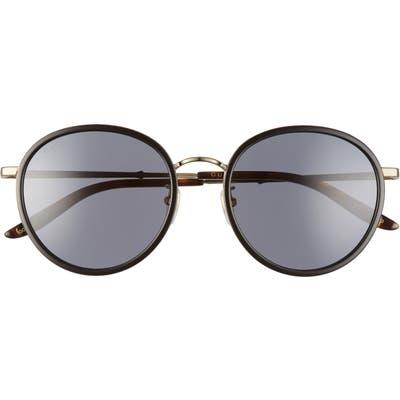 Gucci 55mm Round Sunglasses -