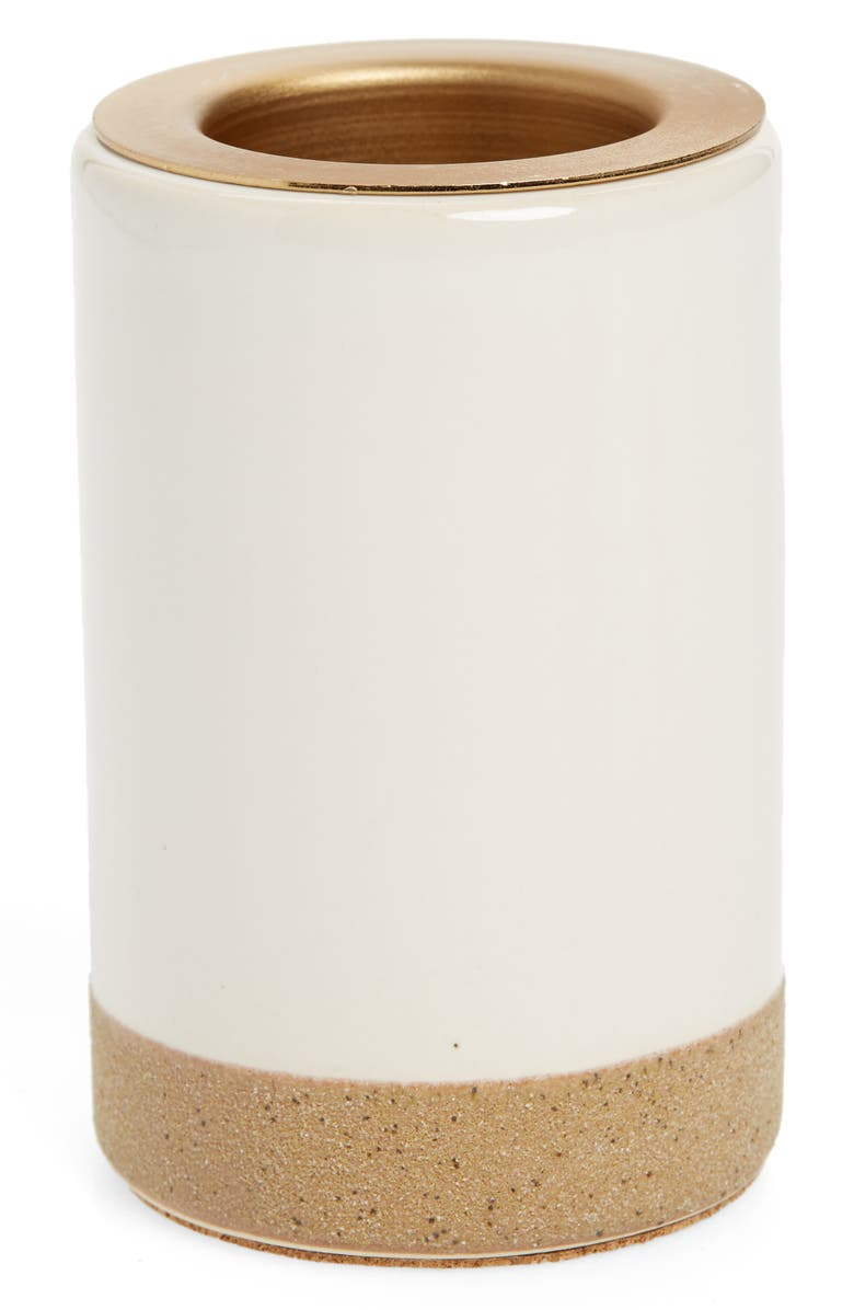 TAG Medium Convertible Candleholder, Main, color, WHITE