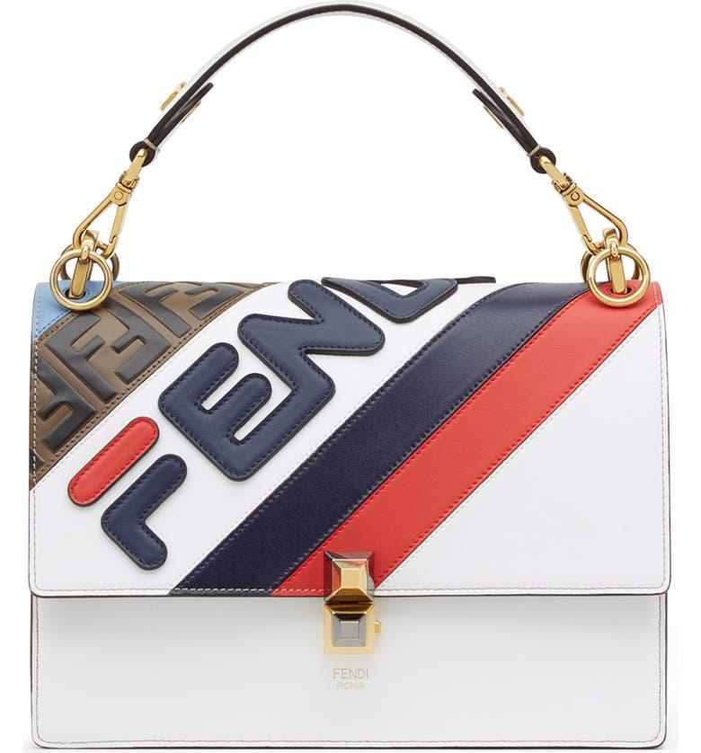 da3a43510de x FILA Kan I Mania Logo Shoulder Bag, Main, color, 142