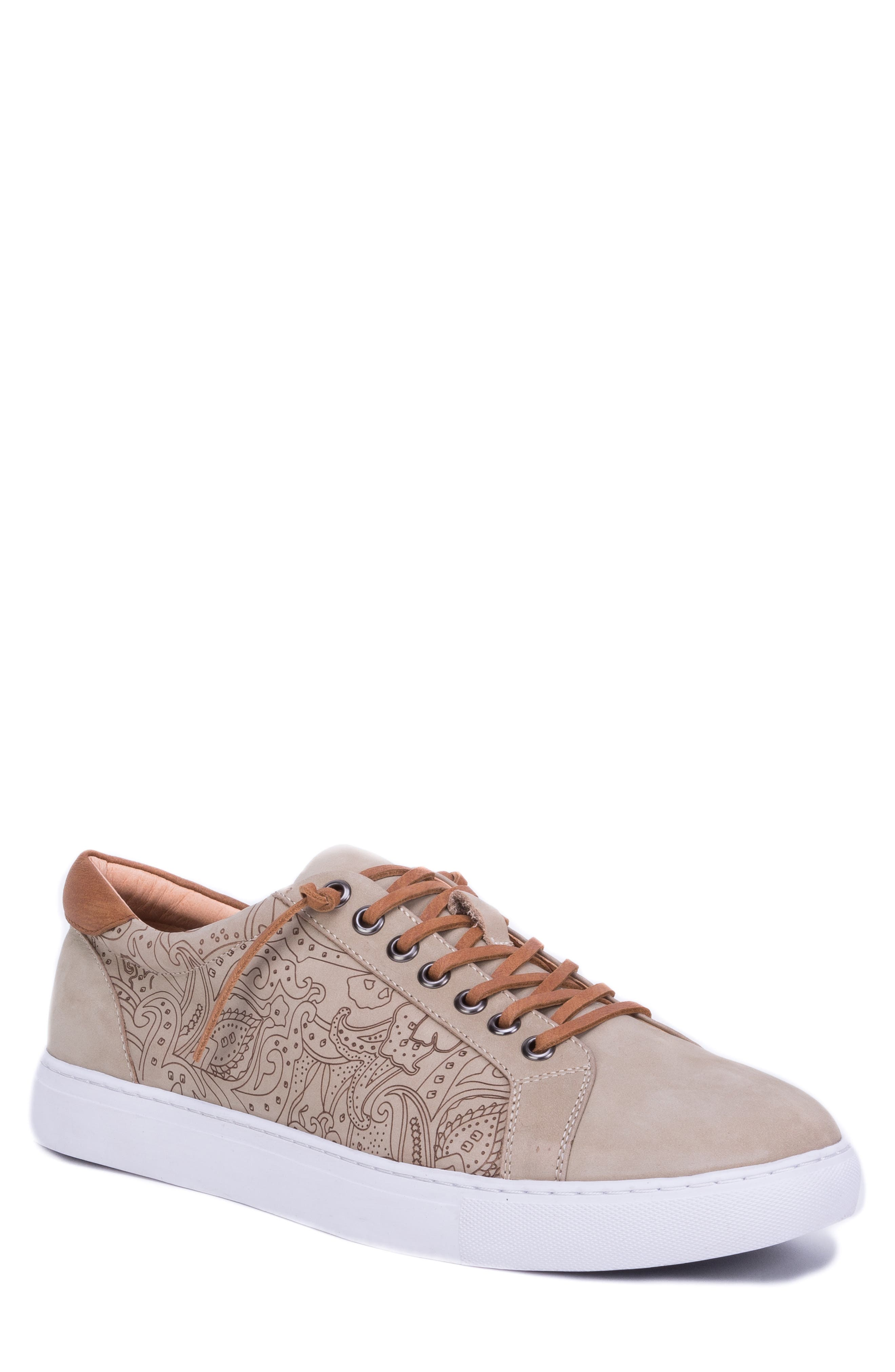 Lima Sneaker, Main, color, SAND LEATHER