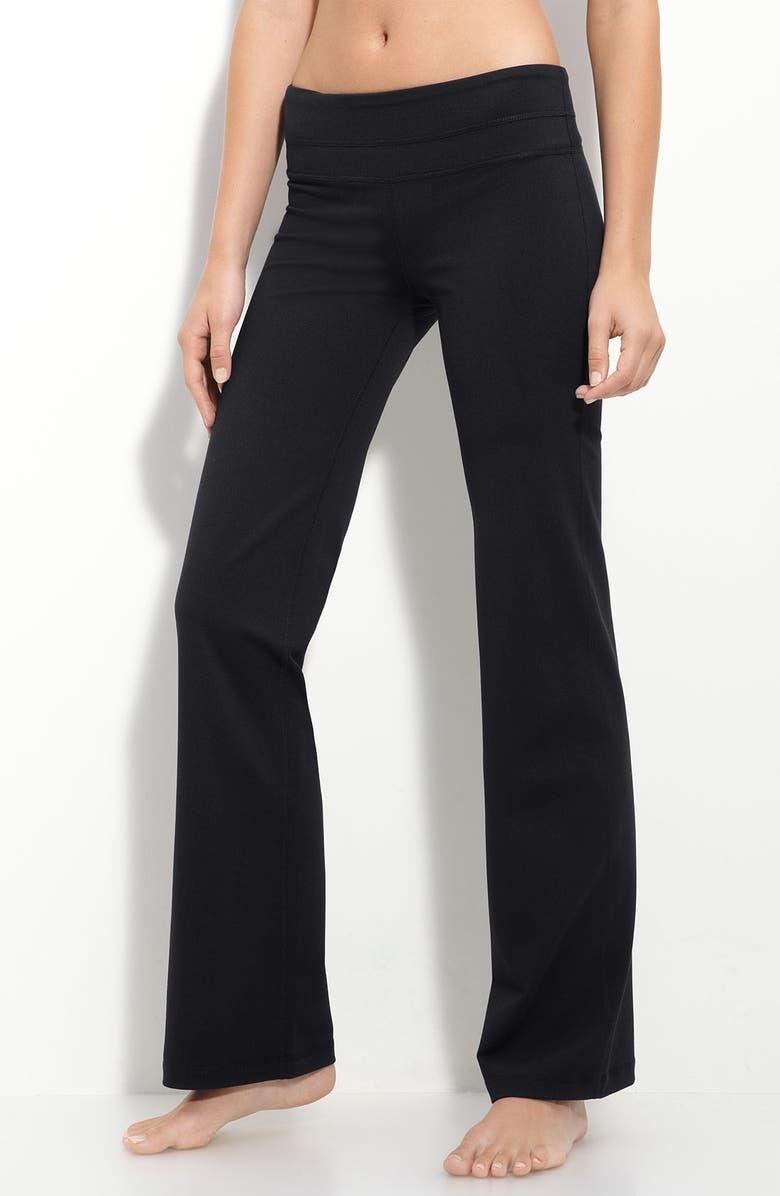 ZELLA 'Booty' Pants, Main, color, 001