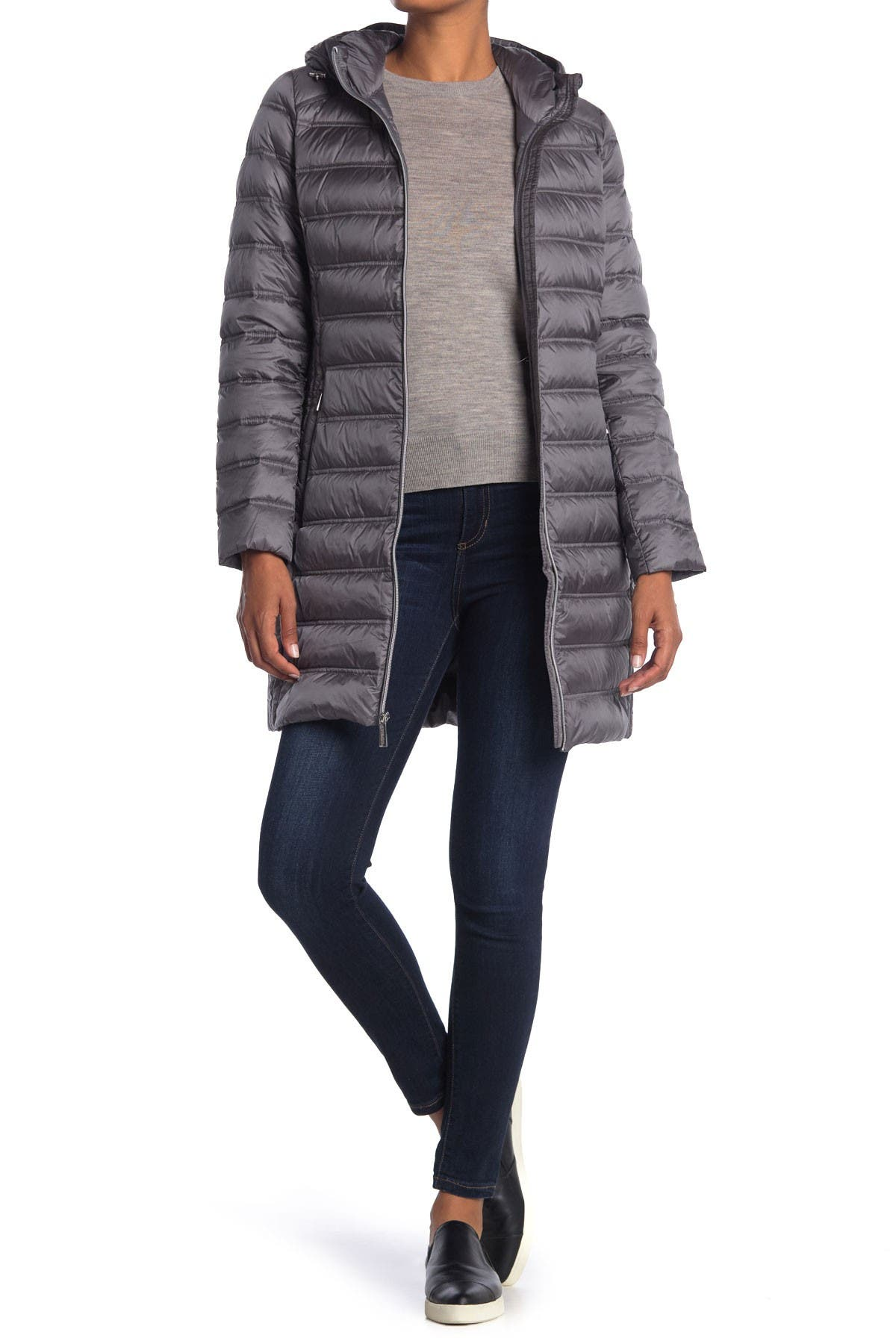 Image of MICHAEL Michael Kors Packable Puffer Jacket