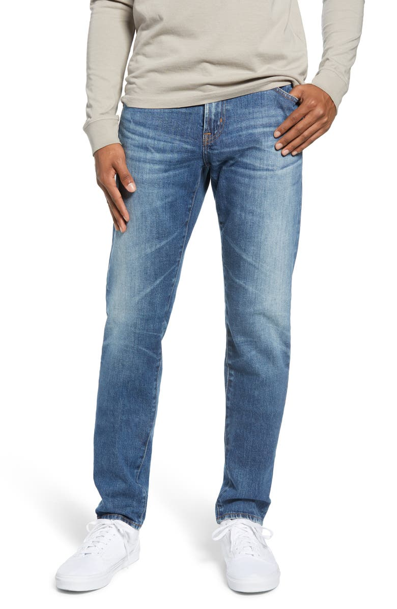 AG Dylan Extra Slim Fit Jeans, Main, color, 17 YEARS TRUCE