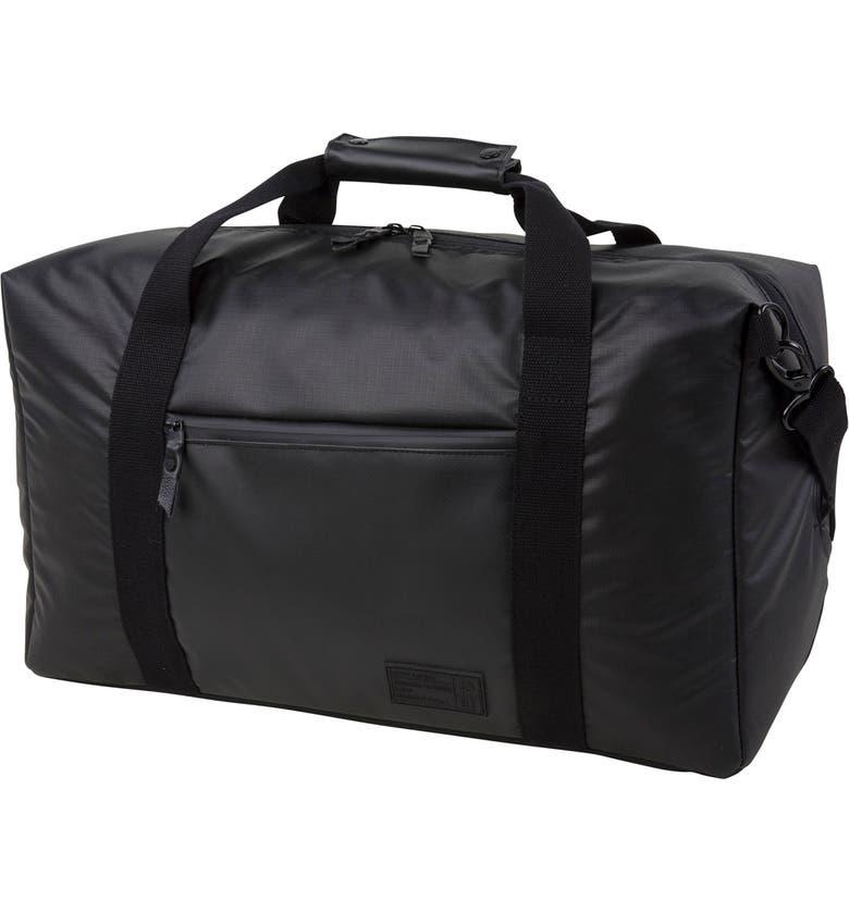 HEX Duffel Bag, Main, color, BLACK NERO RIPSTOP