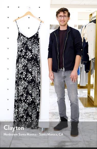 Harlowe V-Neck Maxi Dress, sales video thumbnail